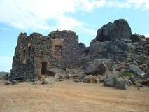 Руины комбината золота Стоковые Изображения