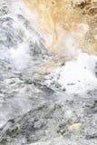 руины кратера Стоковая Фотография RF