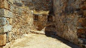 руины Крита Стоковая Фотография RF