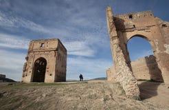 руины Марокко fes Стоковые Фотографии RF