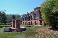 Руины места жительства стоковое изображение rf