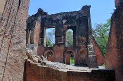 Руины места жительства стоковое изображение