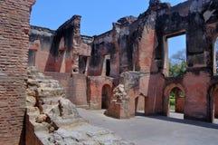 Руины места жительства стоковые изображения rf