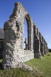 Руины на Covehithe, суффольке, Англии Стоковое фото RF
