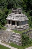 Руины на Polenque Стоковое Изображение