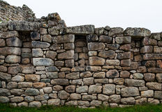 Руины окон Inca Стоковые Изображения