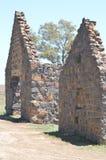 руины дома старые Стоковое фото RF
