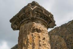 Руины Помпеи стоковые фотографии rf
