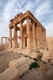 Руины древнего города пальмиры - Сирии Стоковое Изображение RF