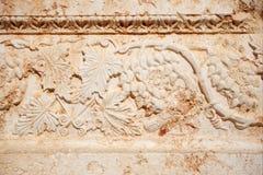 Руины древнего города пальмиры - Сирии Стоковые Изображения RF