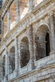 Руины римского форума (1) Стоковые Изображения RF