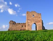 Руины старого форта Стоковая Фотография