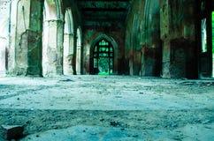 Руины старого patiala форта Стоковые Фотографии RF