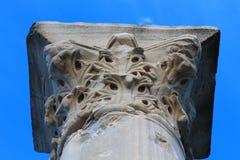 Руины стародедовского Chersonesos Стоковое Изображение RF