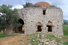Руины старой мечети стоковая фотография rf