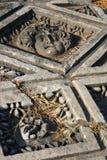 руины стародедовского perge римские Стоковые Фото