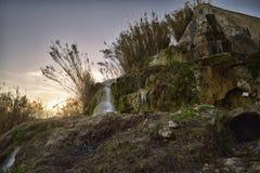 руины усадьбы Стоковые Фото