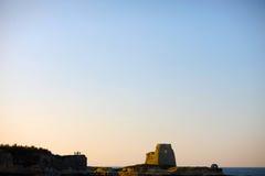 руины усадьбы Стоковые Изображения