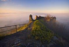 руины утра стоковое изображение rf