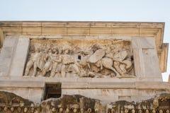 руины форума римские Стоковое Фото