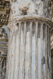 руины форума римские Стоковая Фотография