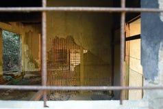 Руины японца 80 лет назад в Японии Стоковые Фото