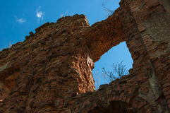 Руины Стоковые Фото