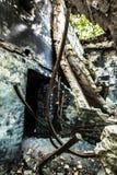 руины Стоковое Фото