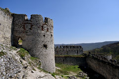 руины Стоковые Изображения RF