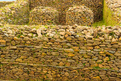 Руины Aksum (Axum), Эфиопии Стоковые Фотографии RF