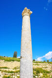 руины amathus Стоковая Фотография