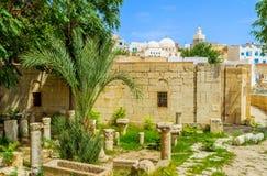 Руины Byzantine Стоковое Фото