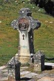 Руины Celtic Стоковая Фотография
