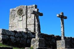 Руины Celtic Стоковое фото RF