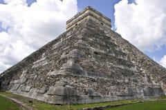 Руины Chichen Itza, Мексика Стоковые Изображения RF