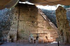 Руины Copan стоковые изображения