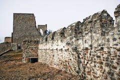 руины cornstejn замока стоковое фото