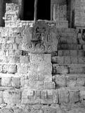 Руины Ek Balam майяские Стоковые Изображения RF
