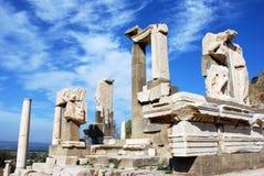 руины ephesus Стоковое фото RF