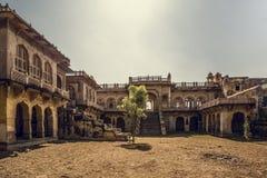 Руины Glourious в прошлом стоковое изображение