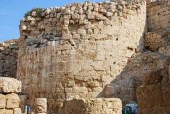 Руины Herodium или Herodion, крепости Herod большая стоковая фотография rf