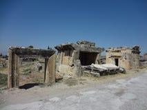Руины Hierapolis Стоковая Фотография RF
