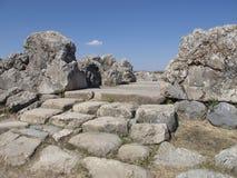 Руины Hitties Стоковые Фото