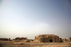 руины jiaohe Стоковое Фото