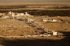 руины palmyra Стоковые Фотографии RF