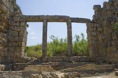 руины perga Стоковая Фотография RF