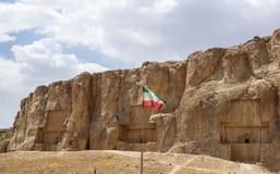 Руины Persepolis в Иране стоковые изображения