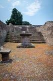 Руины Pompei стоковые фото