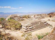 Руины Uxmal, Мексика Стоковая Фотография RF