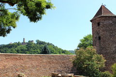 3 руин стоковая фотография rf